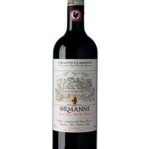 Chianti Classico Riserva Ormanni - Angolo del Buongustaio - Castiglione del Lago