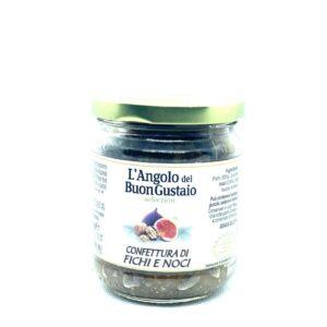 Confettura di fichi e noci - Angolo del Buongustaio - Castiglione del Lago