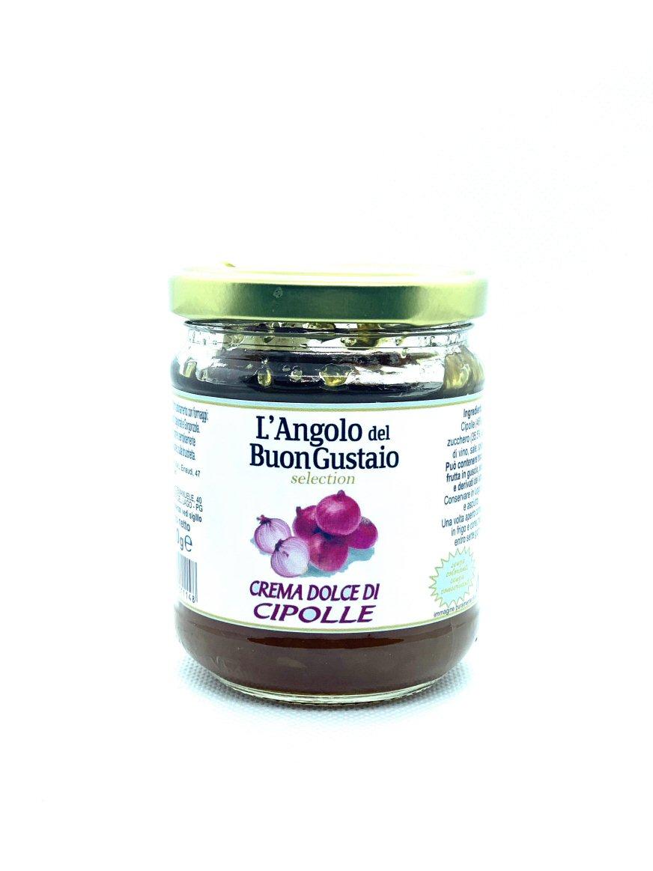 Crema dolce di cipolle - Angolo del Buongustaio - Castiglione del Lago