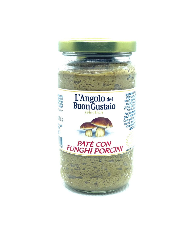 Patè con funghi porcini - Angolo del Buongustaio - Castiglione del Lago