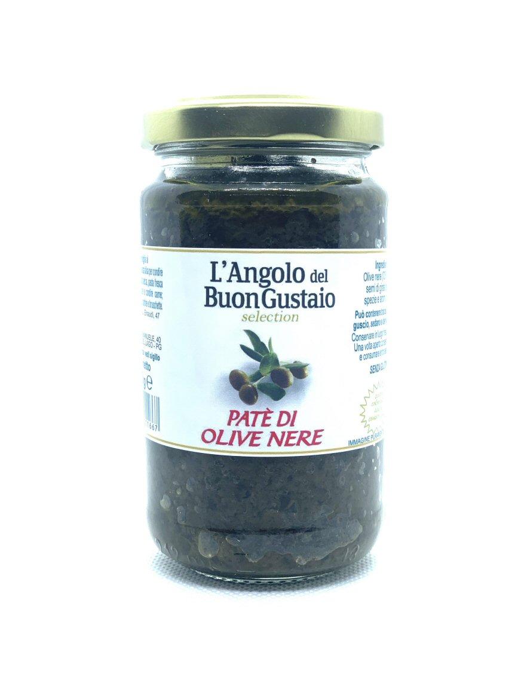 Patè di olive nere - Angolo del Buongustaio - Castiglione del Lago