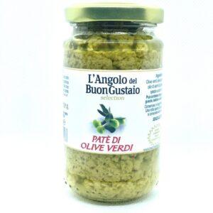 Patè di olive verdi - Angolo del Buongustaio - Castiglione del Lago