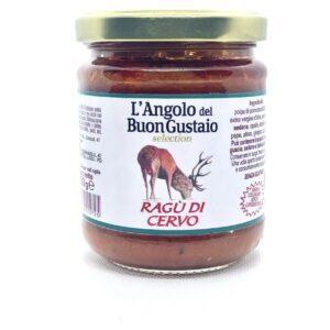 Ragù di cervo - Angolo del Buongustaio - Castiglione del Lago